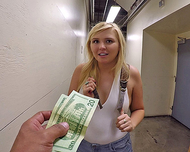 Melissa May in You want me to take my clothes off?? - Teens Love Money