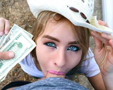 Lilly Ford in This cock was worth the cash ;) - Teens Love Money